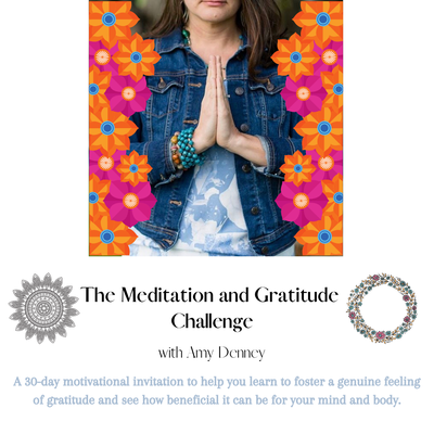 Beat the January Blues! The Meditation and Gratitude Challenge