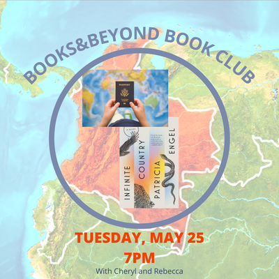 Books & Beyond Book Club: Infinite Country
