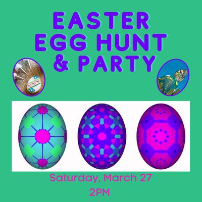 Easter Egg Hunt & Party
