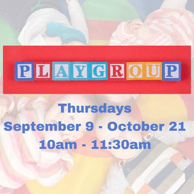 Playgroup 0-3