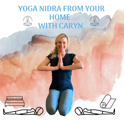 Virtual Yoga Nidra with Caryn