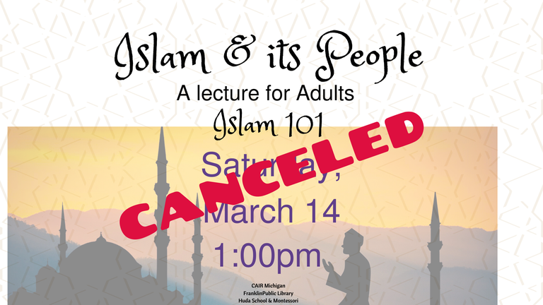 CANCELED CAROUSEL Islam and its People - Lecture 3.14.20.png