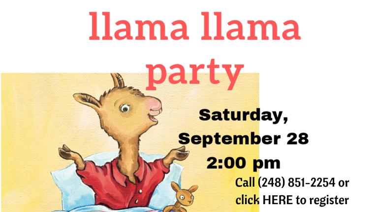 CAROUSEL Llama Llama 9.28.19.png