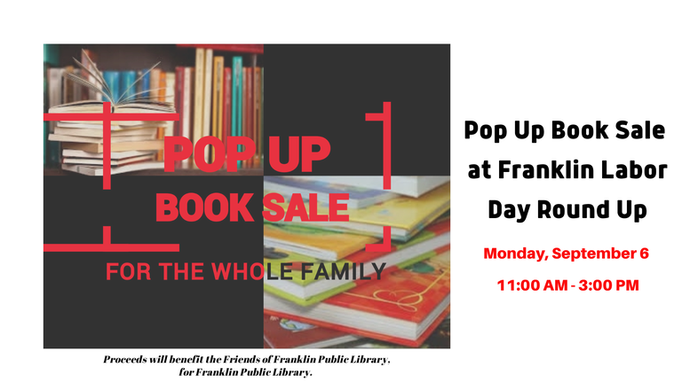 CAROUSEL Pop Up Book Sale at Labor Day Round Up 2021.png