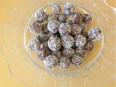 passover truffles
