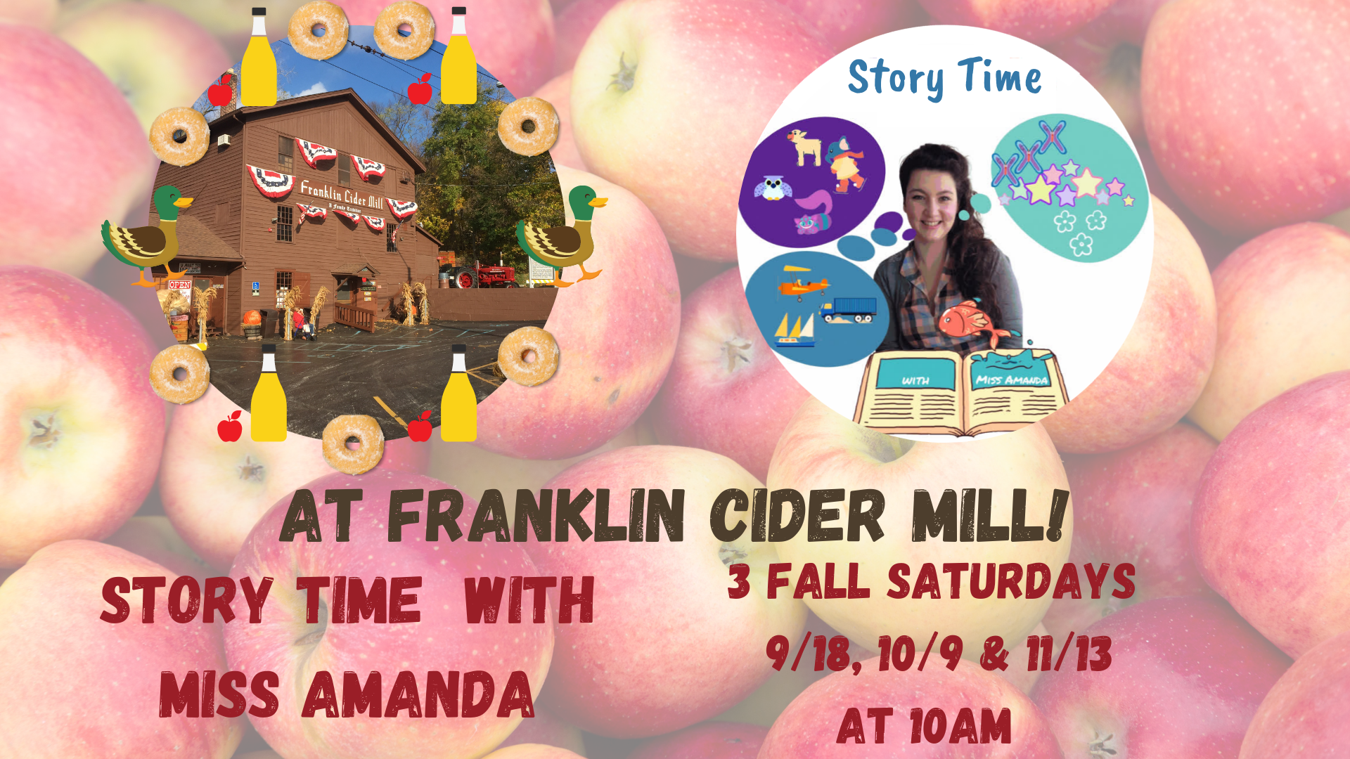 Story Time at Franklin Cider Mill Fall 2021.png